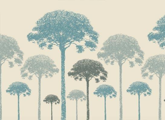 bomen tot in de hemel