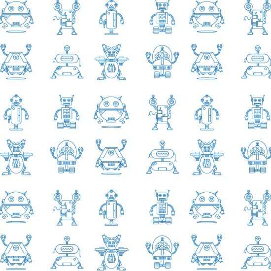 Galactic Robots