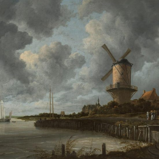 Oude Meesters - molen-sample
