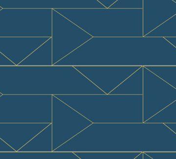 driehoeken overal
