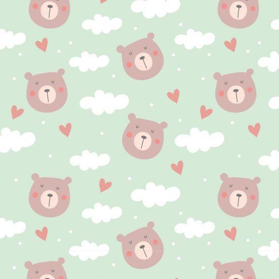 Hartenbeer met Wolkjes