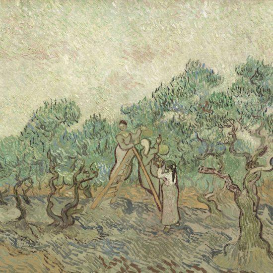 Oude meesters Van Gogh
